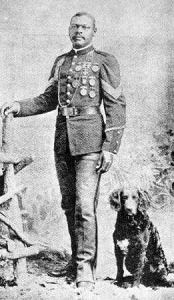 Captain Horace Wayman Bivins